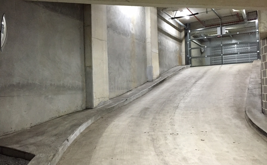 Secure Basement Parking Space near Turramurra Station - 24/7 access