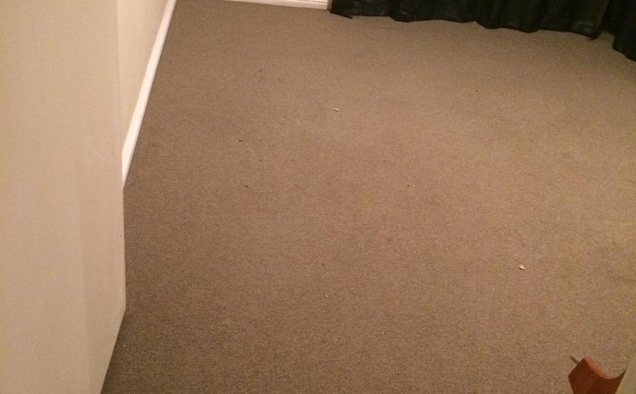 Keilor East - bedroom space for storage