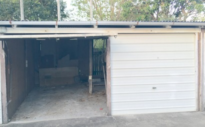 Lockable garage available in New Farm