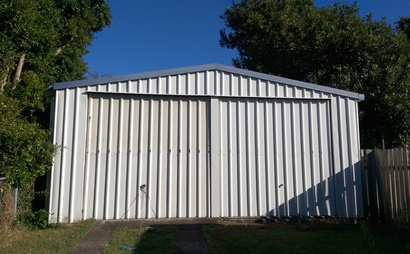 Banyo - 3x6 Garage Space