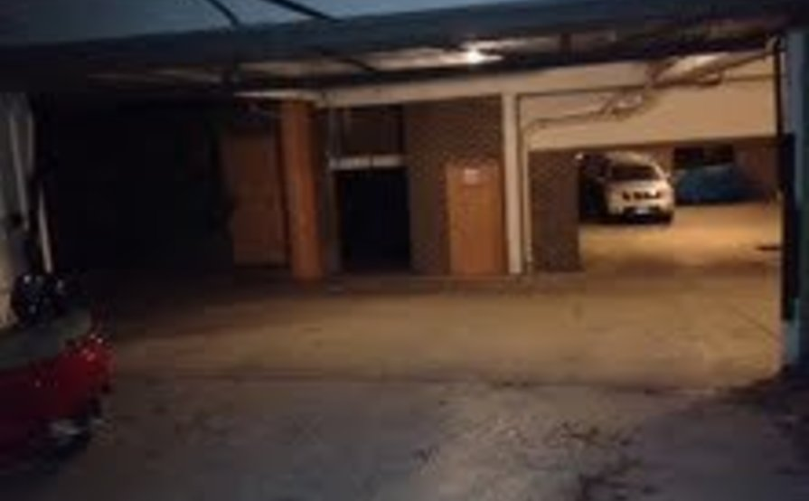 Car space in lock-up underground garage
