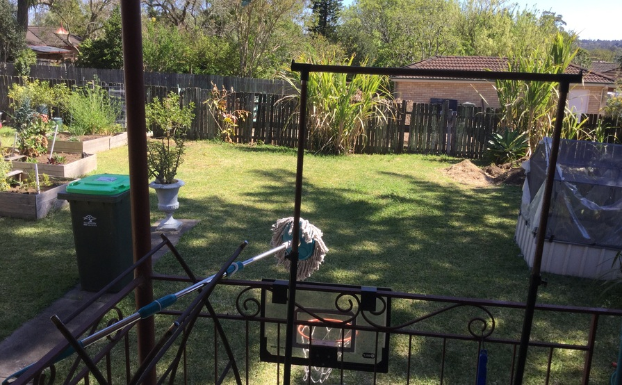 Yard Space - Epping area
