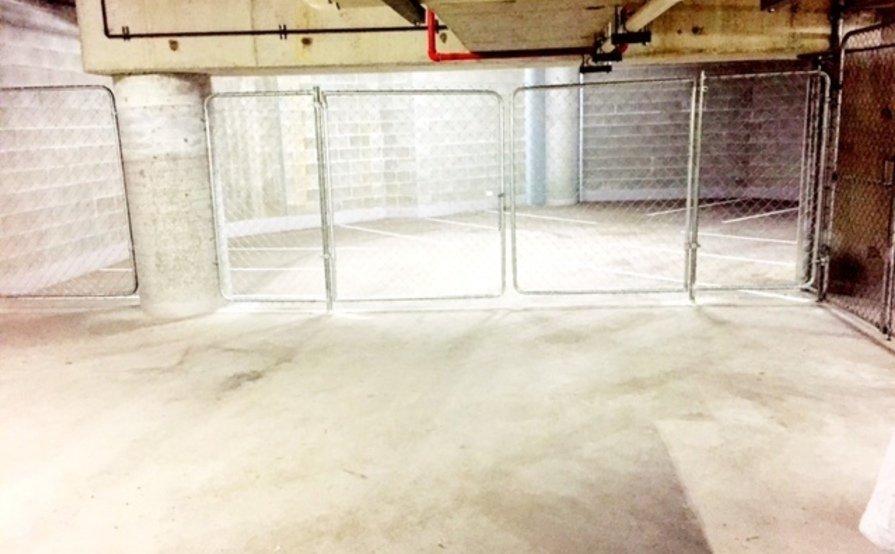 Secure parking space in Brisbane CBD