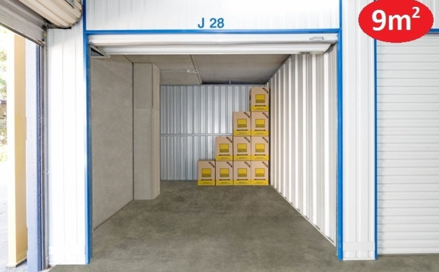 Self Storage in Coolum - 9sqm