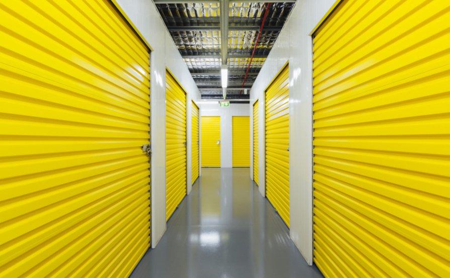 Self Storage in North Melbourne - 10.5 sqm