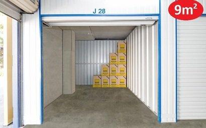 National Storage Edmonton - 9 sqm Self Storage Unit