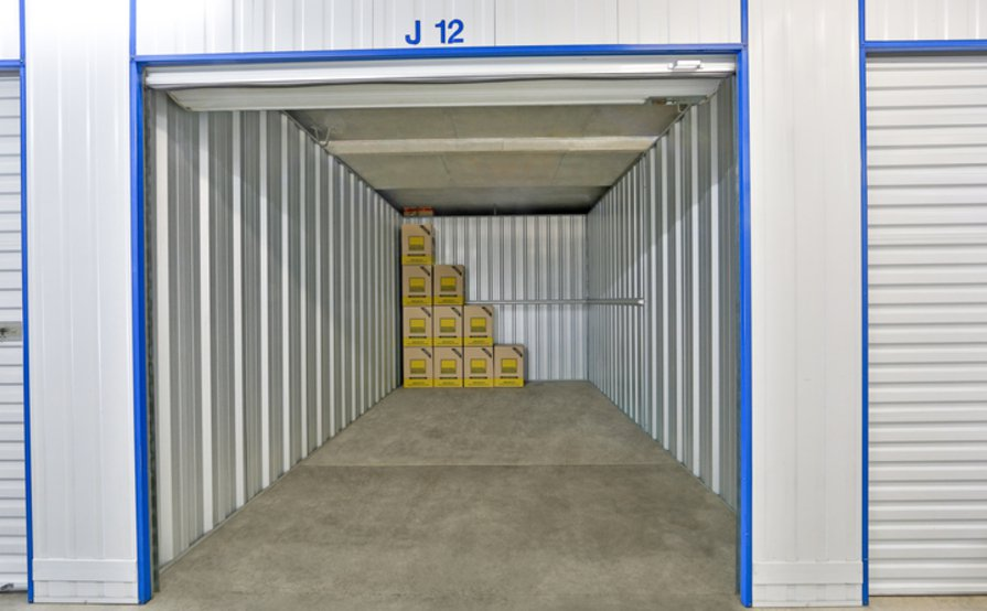 National Storage Edmonton - 14.4 sqm Self Storage Unit