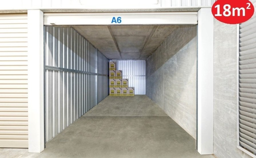 National Storage Edmonton - 18 sqm Self Storage Unit