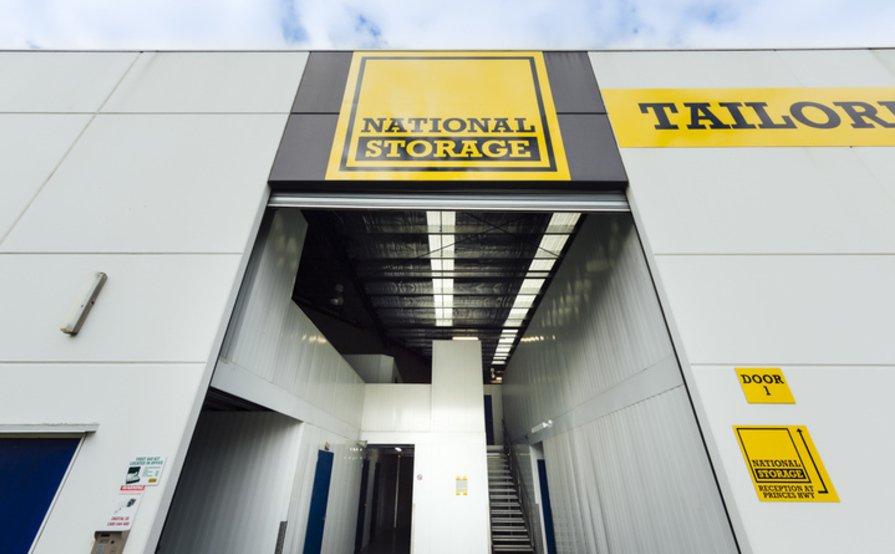 National Storage O'Connor - 13.5 sqm Self Storage Unit