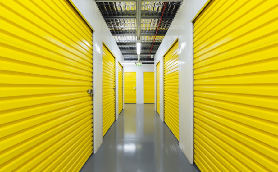 Self Storage in Brunswick - 52sqm