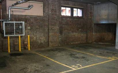 Secure Car Park Available Close to Darling Harbour