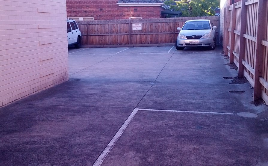 St Kilda - Open Parking for Rent near Station