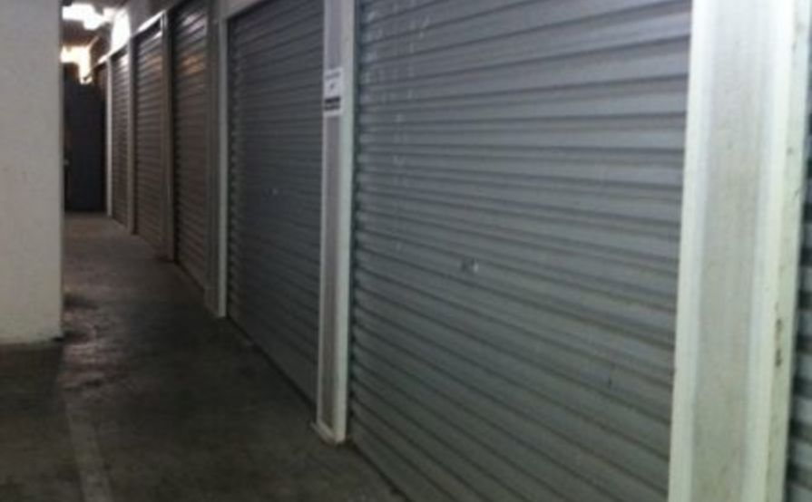 Burwood - Storage Room