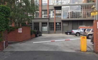 Secure, underground, single car space in Richmond.
