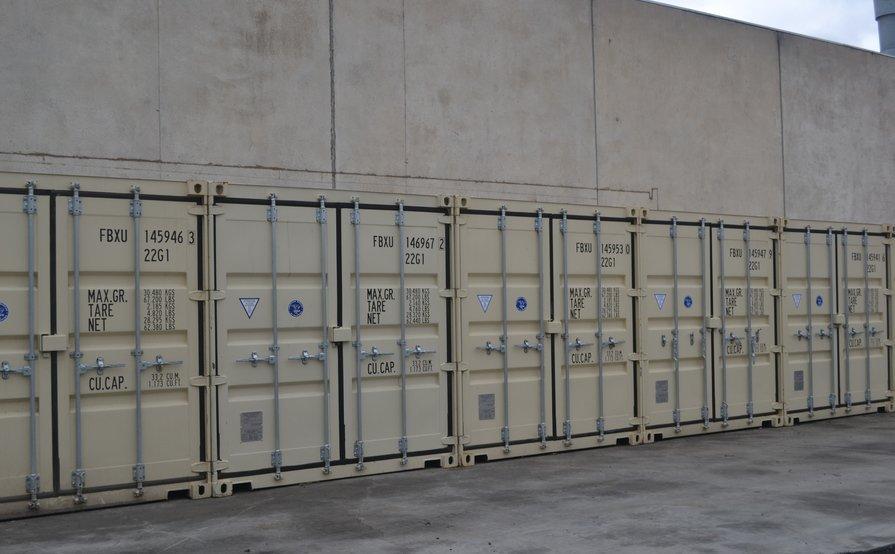 20ft Shipping Storage Storage
