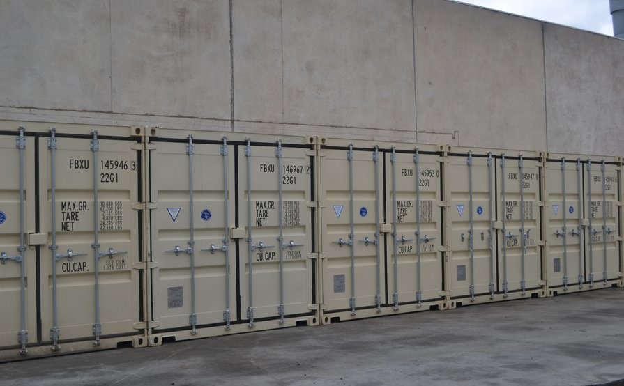 40ft Shipping Container Storage