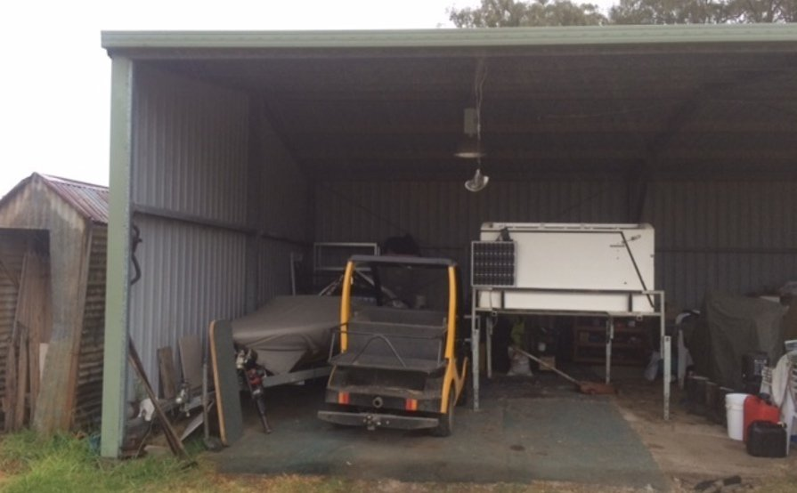Caravan & Boat Storage