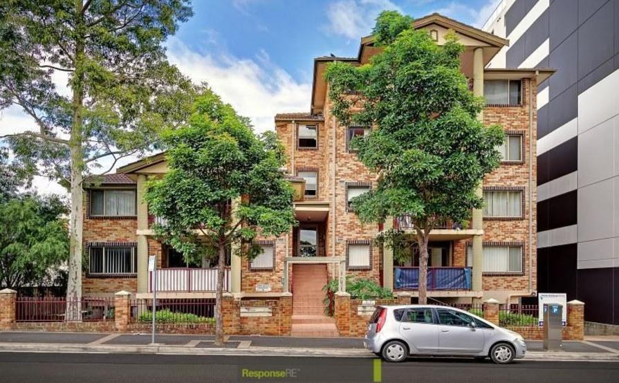 Car Parking Space - Safe and Secure @ Cowper St, Parramatta