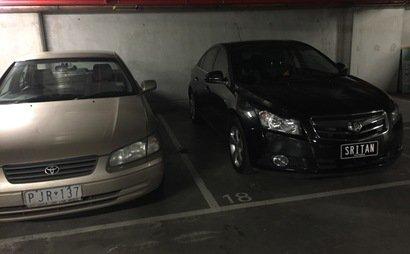 City car park