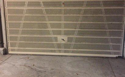 lock up garage space