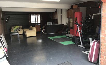 Rent garage space