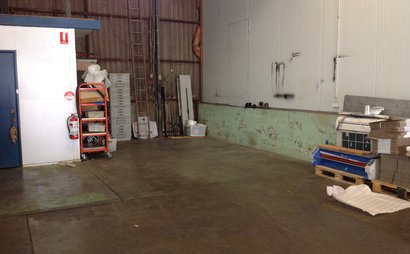 3 X Very Clean areas of factory for lease