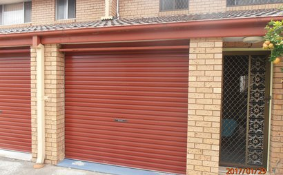 Parramatta - Single Garage for storage and parking