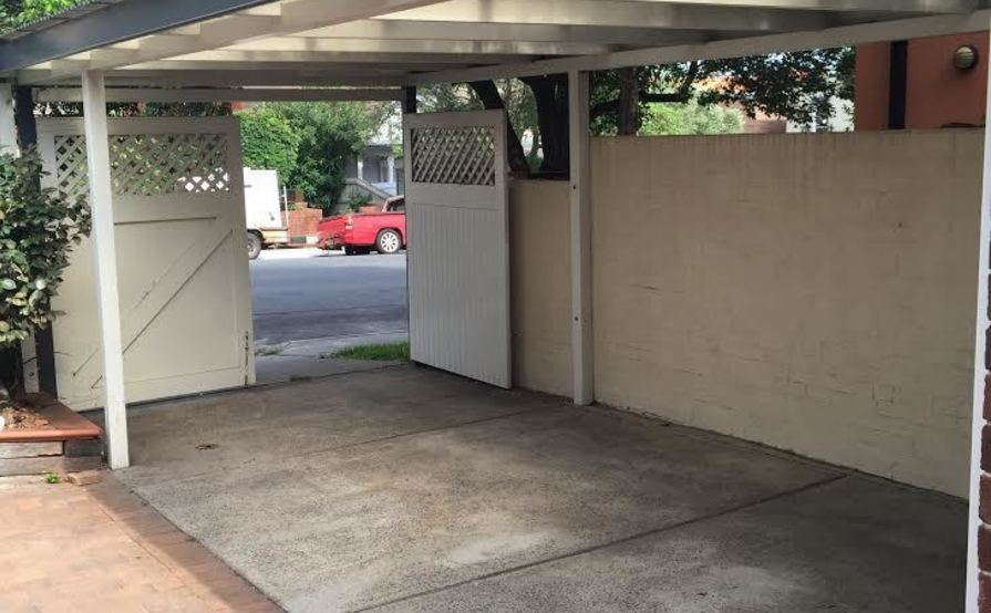 Randwick / Clovelly Border - Carport