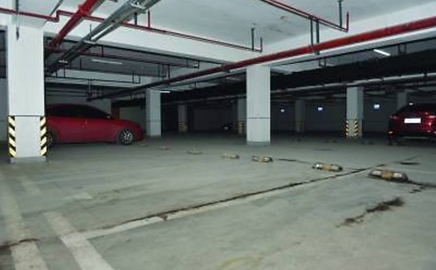 Burwood - Undercover Parking