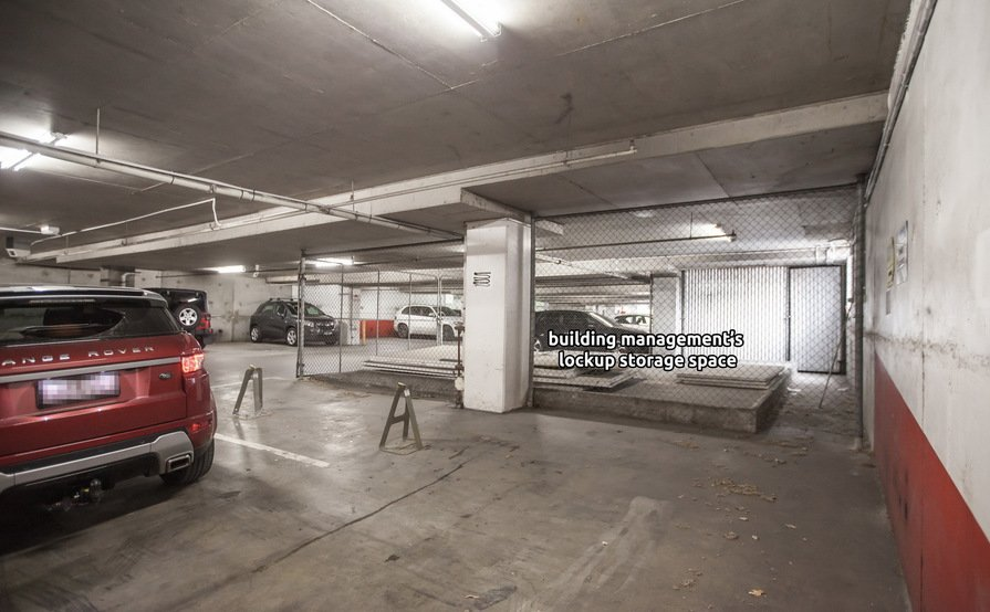 Tandem Car Space (24/7 access with swipe car) in the heart of CBD (9 months lease)
