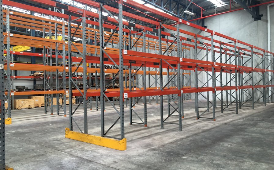 Kurnell - Warehouse Pallet spaces for rent (40 pallets)