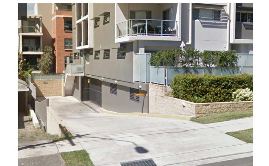 Basement car parking/storage space  - Approx 11 m2