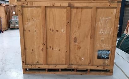 Brisbane - 7m3 module storage