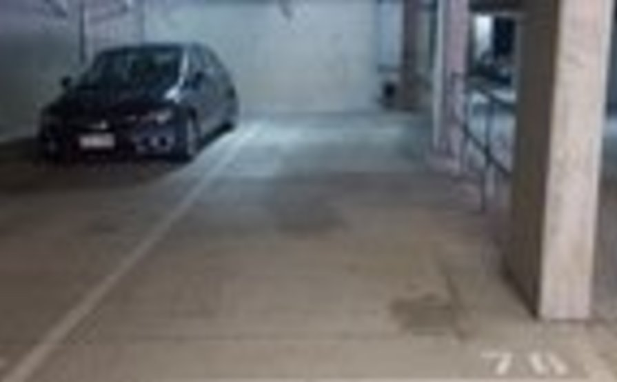 Toowong - parking with storage cage