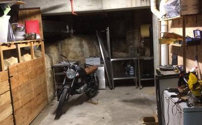 24 hours access/ Garage for 1 motorcycle + Storage  in Potts Point