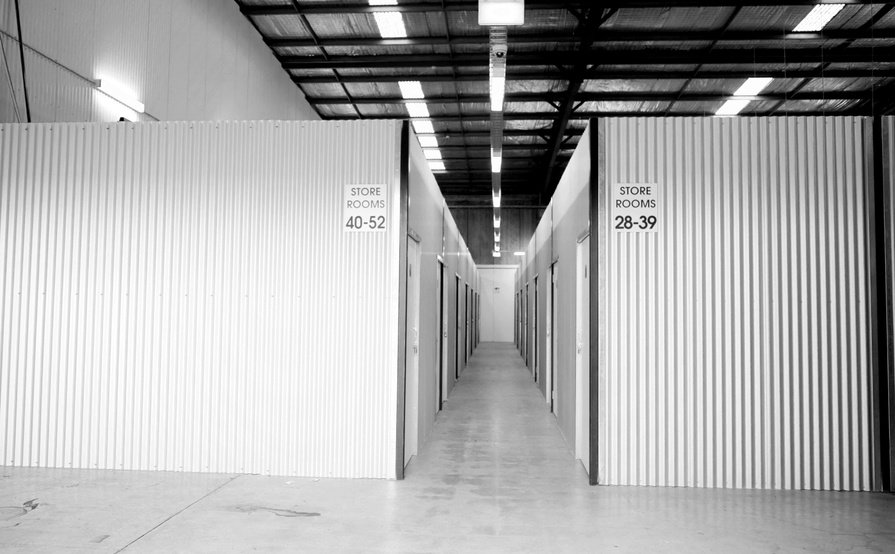 Self Storage Unit - Medium