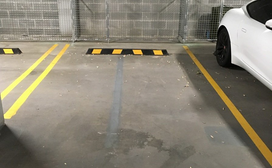 Secure Parking PLUS Storage