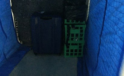Large storage cage/room in Lane Cove