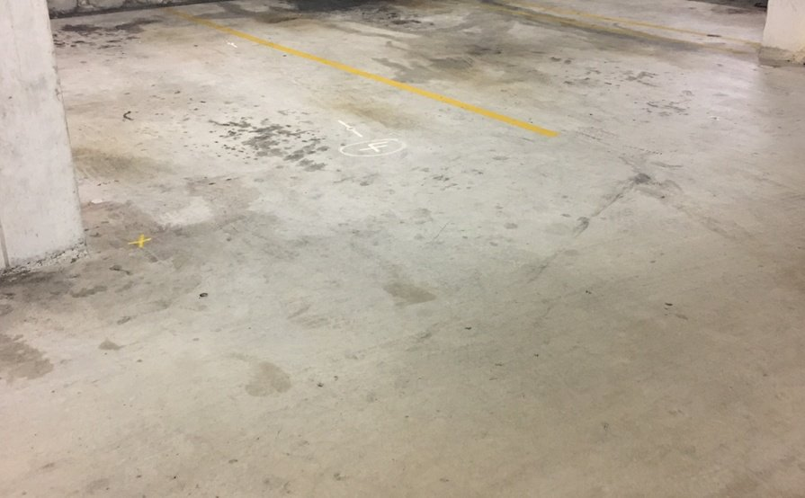 Kingsford - Secure Car Space #6