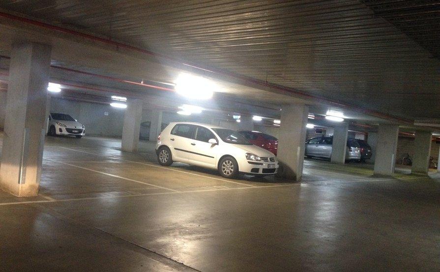 CHEAP Car Park Carlton CBD Melbourne City Secured Undercover