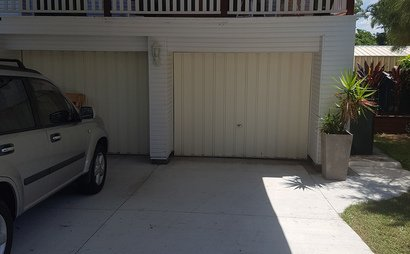 Single carport space