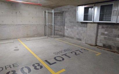 Secured underground parking space in Wolli Creek