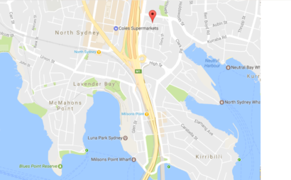 Car Space NORTH SYDNEY- 5 min to CBD, 15 to Milson's Point and Kirribilli
