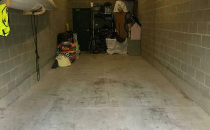 Epping - Lockable garage