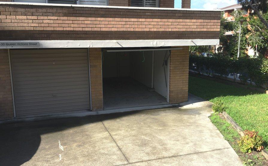 Kogarah - Lock up Garage