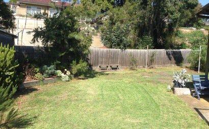 Backyard space for caravan or boat or both