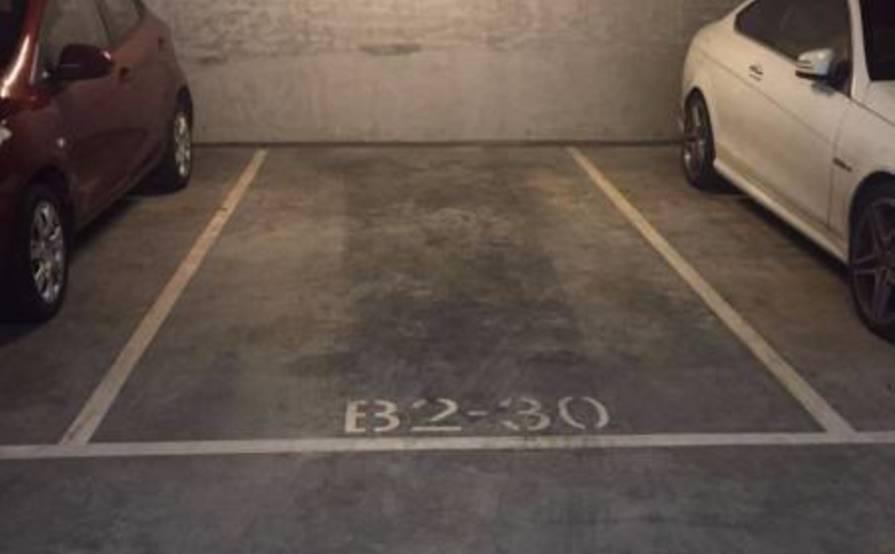 Melbourne CBD Secured Carpark Space