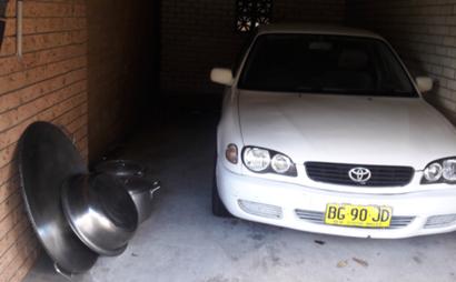 Harris Park - Garage (For Parking Only)