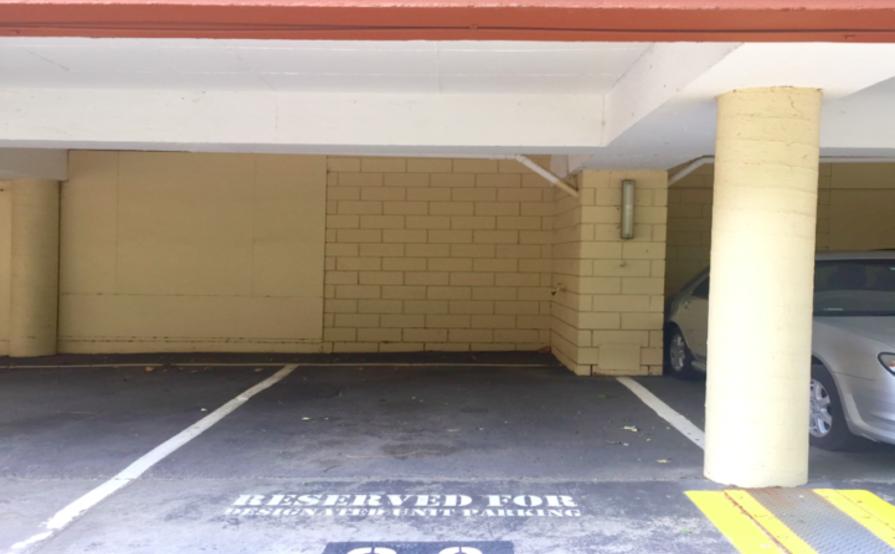 Parkville - Secured Undercover Parking