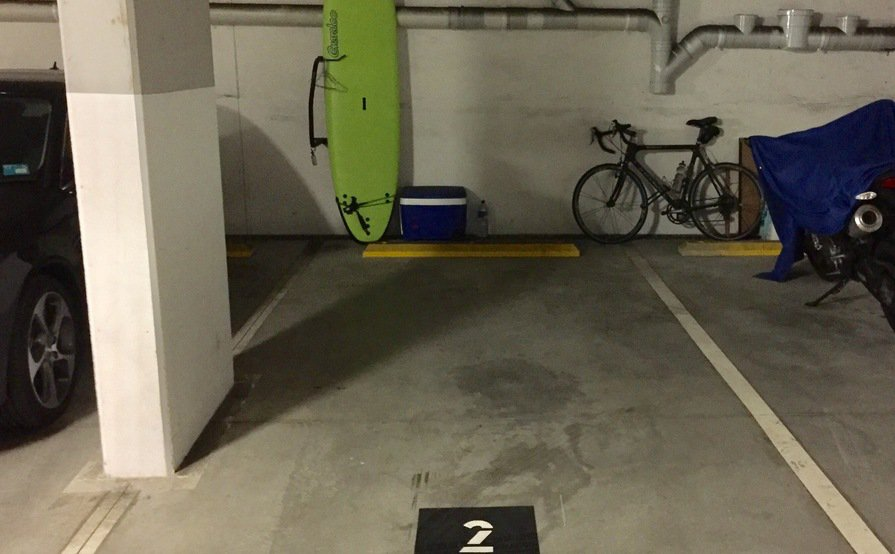 Beach Road, Bondi, Secure Parking Space